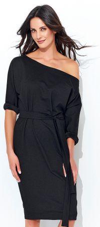 Numinou ženska obleka, 42, črna
