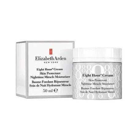 Elizabeth Arden Krem nawilżający na noc Eight Hour Cream (Skin Protectant Nightime Miracle Moisturizer) 50 ml