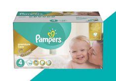 Pampers plenice Premium Care Maxi 4, 7-14 kg, 104 kosi