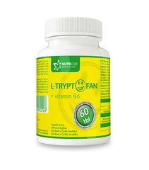 NUTRICIUS L-Tryptofan + vitamín B6 60 tbl.