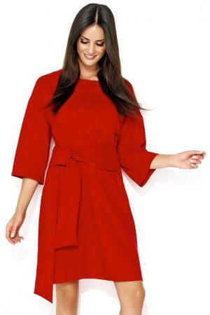 Numinou ženska obleka, 36, rdeča