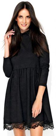 Numinou dámské šaty 42 černá