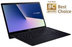 Asus prenosnik ZenBook S UX391FA-AH005R i7-8565U/8GB/SSD256GB/13,3FHD/W10P (90NB0L71-M00860)