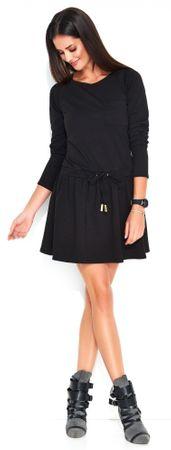 Numinou női ruha 36 fekete