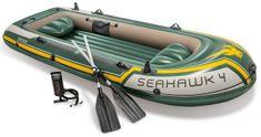 Intex ponton Seahawk 4 z dwoma siedzeniami