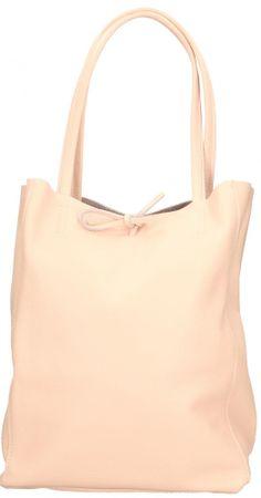 Arturo Vannini růžová kabelka