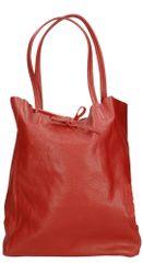 Arturo Vannini červená kabelka