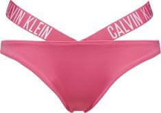 Calvin Klein Strój kąpielowy bikini figi X KW0KW00074-505 Fuksja Fioletowy