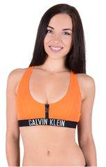 Calvin Klein Biustonosz Sport pływania Biustonosz Bralette RP KW0KW00206 802
