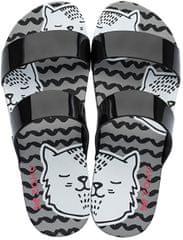 Zaxy Női cipő Megosztás Thong Fem 17363-90563 Black