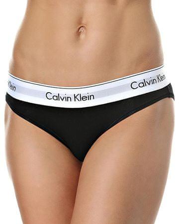ba856b4d5d Calvin Klein Dámske nohavičky F3787E-001 Black (Veľkosť S)