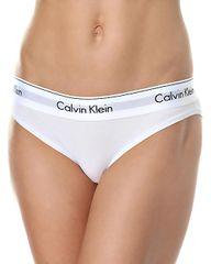 Calvin Klein Dámské kalhotky F3787E-100 White