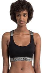 Calvin Klein Športová podprsenka Bralette QF4053E-001 Black