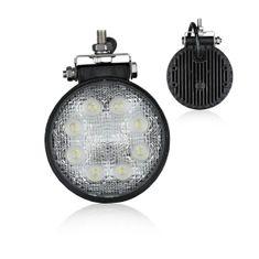 Automax delovna LED luč 10V-30V, okrogla