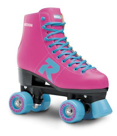 Roces kotalke Mazoom pink/blue, 36, roza/modri