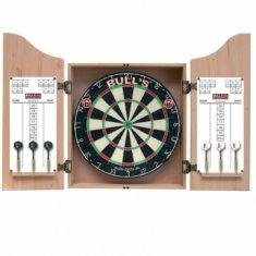 Bull's Kabinet s terčom Classic II Dartstation