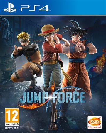 Namco Bandai Games igra Jump Force (PS4)