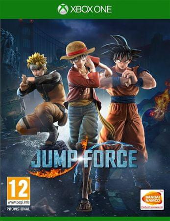 Namco Bandai Games igra Jump Force (Xbox One) – datum izlaska 15.2.2019