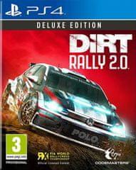 Codemasters igra DiRT Rally 2.0 - Deluxe Edition (PS4)