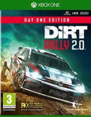 Codemasters igra DiRT Rally 2.0 Day One Edition (Xbox One) - datum izlaska 26.02.2019