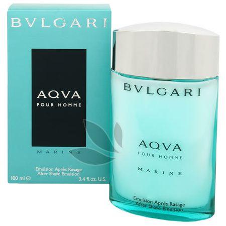 Bvlgari Aqva Pour Homme Marine - borotválkozás utáni balzsam 100 ml