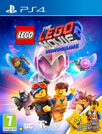 Warner Bros igra The LEGO Movie 2 Videogame Toy Edition (PS4)