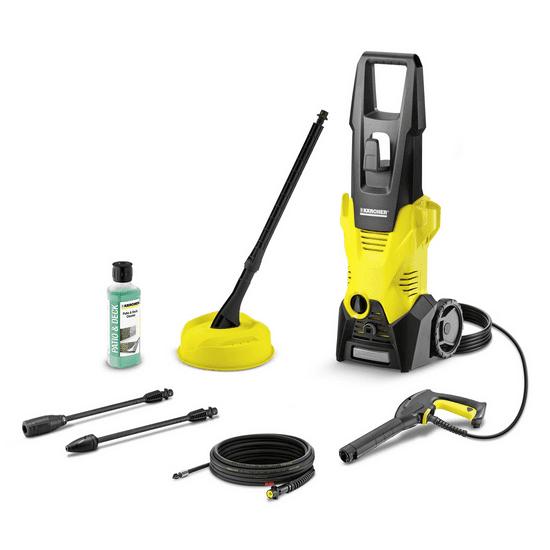 Kärcher Vysokotlaký čistič K 3 Home & Pipe (16760080)