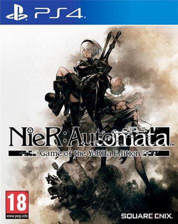 Square Enix igra Nier: Automata – Game Of The YoRHa Edition (PS4)