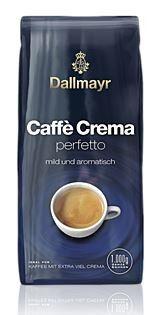 Dallmayr Caffé Crema Perfetto 1 kg, szemes kávé