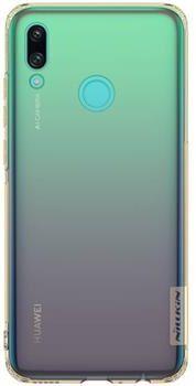 Nillkin maskica Nature TPU Tawny za Huawei P Smart 2019 2442904