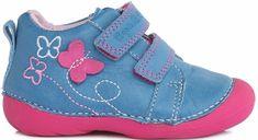 D-D-step kislány bokacipő lepkével