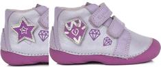 D-D-step kislány bokacipő cserélhető applikációval
