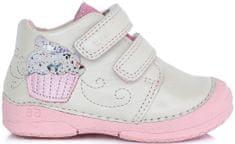 D-D-step dívčí kotníkové boty s dortíkem