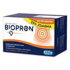 Biopron Biopron9 60 tob. + 20 tob. ZD ARMA