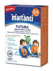 Marťankovia Futura (3-6 rokov) 30 tbl.
