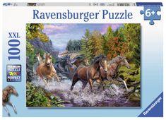 Ravensburger Vágtató lovak 100 darabos