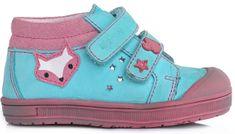 Ponte 20 dziewczęce skórzane buty