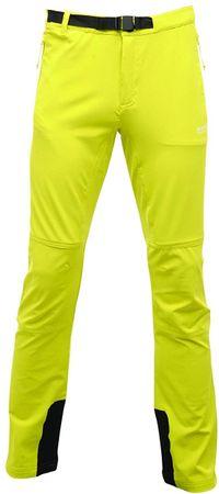 Regatta muške hlače Alpine Trousser Neon Spring Mens, žute, 36/31