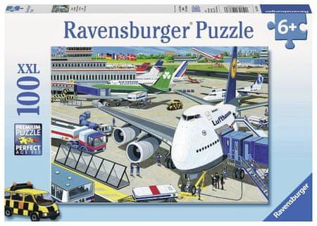 Ravensburger Lotnisko 100 części