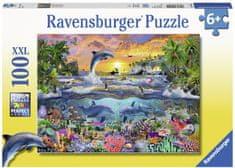Ravensburger Tropikalny raj 100 części
