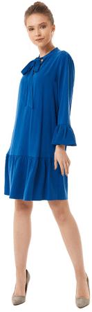 Jimmy Sanders ženska obleka, modra, XL