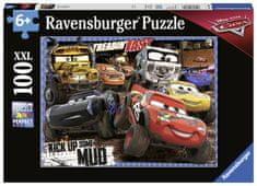Ravensburger Disney Auta 3 V bahně 100 dílků