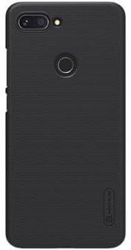 Nillkin Super Frosted Zadní Kryt Black pro Xiaomi Mi 8 Lite 2441853