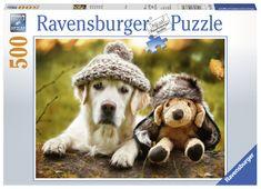 Ravensburger Sapkás kutyus 500 darabos