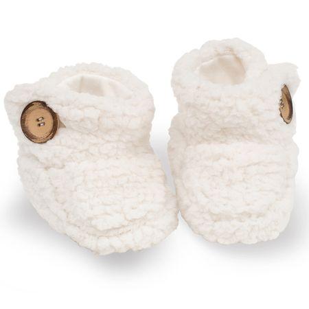PINOKIO kapcie dziecięce Happy Llama 17 białe