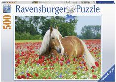 Ravensburger Konie 500 elementów