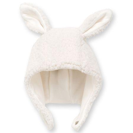 PINOKIO dětská čepice Happy Llama 62 bílá