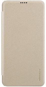 Nillkin Sparkle Folio Pouzdro Gold pro Xiaomi Mi 8 Lite 2441864