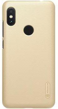 Nillkin Super Frosted Gold hátlapi tok Xiaomi Redmi Note 6 Pro számára 2441858