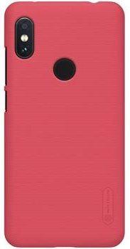 Nillkin Super Frosted Zadní Kryt Red pro Xiaomi Redmi Note 6 Pro 2441857